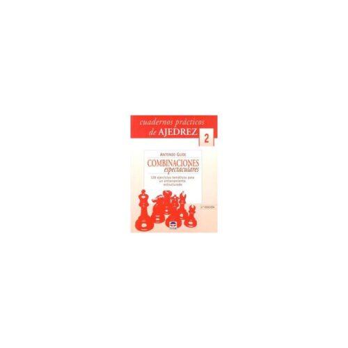 Cuadernos prácticos de ajedrez 2