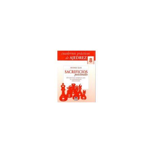 Cuadernos prácticos de ajedrez 8