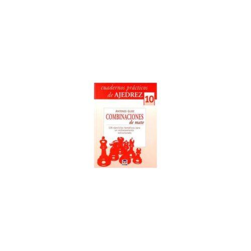 Cuadernos prácticos de ajedrez 10