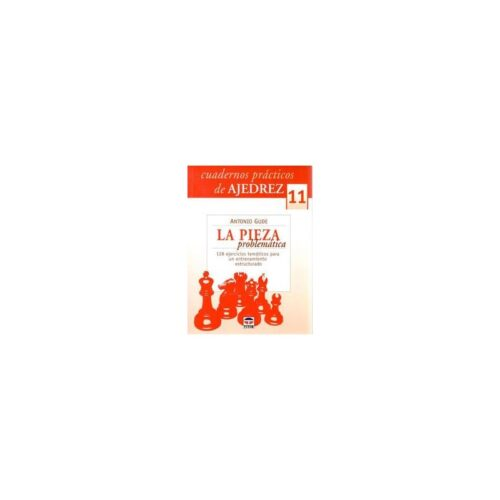 Cuadernos prácticos de ajedrez 11