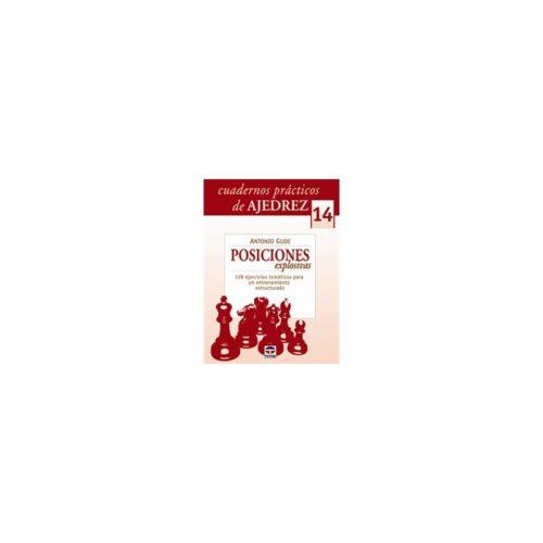Cuadernos prácticos de ajedrez 14