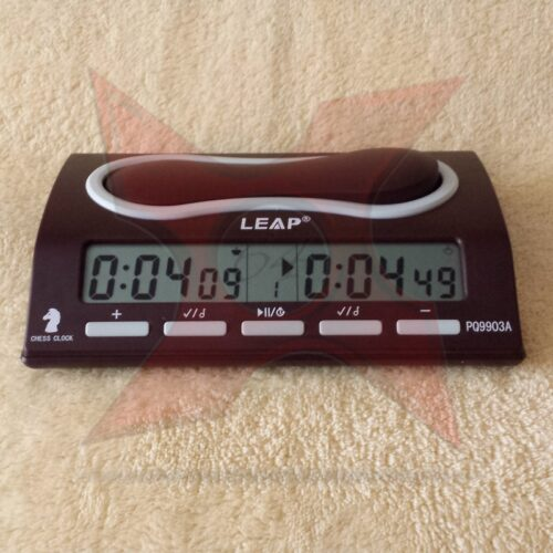 Reloj digital LEAP