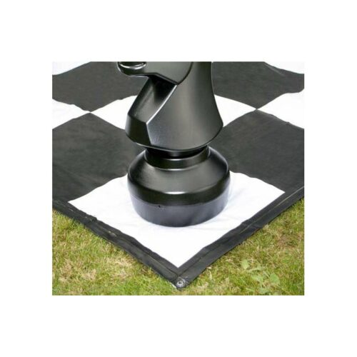 Tablero de lona para ajedrez gigante