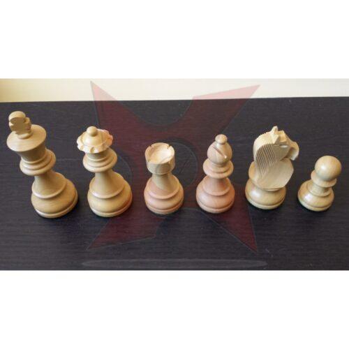 Piezas de madera mod. Alemán Stauton nº6