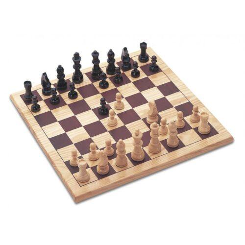 Conjunto de ajedrez de madera Cayro