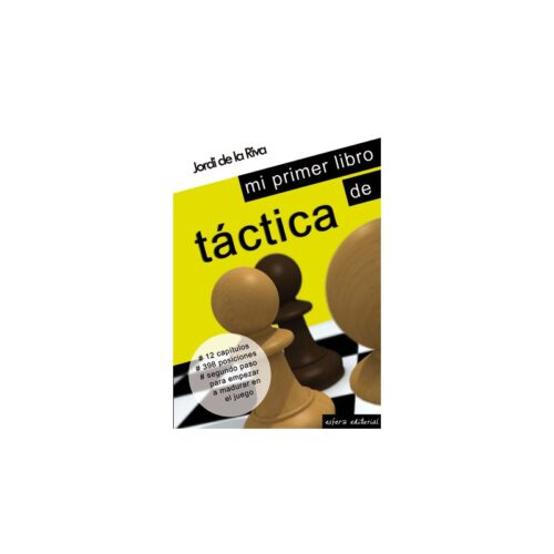 Mi primer libro de táctica