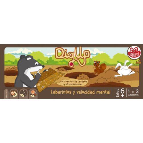 Dig up