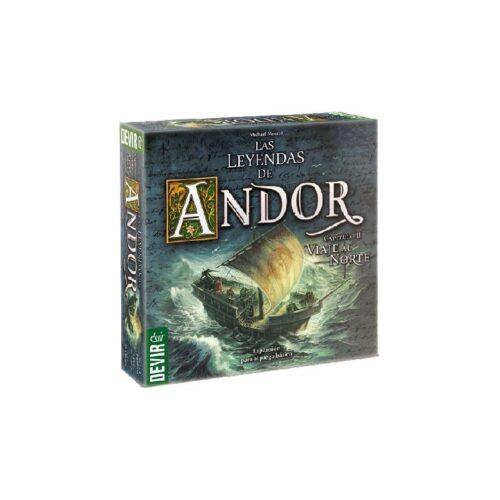 Andor, viaje al norte