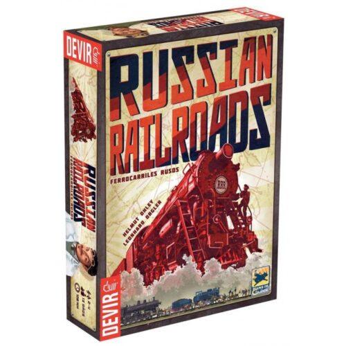 Russian railroads-Ferrocarriles rusos