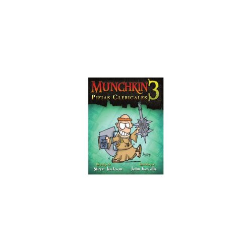 Munchkin 2: Pifias clericales