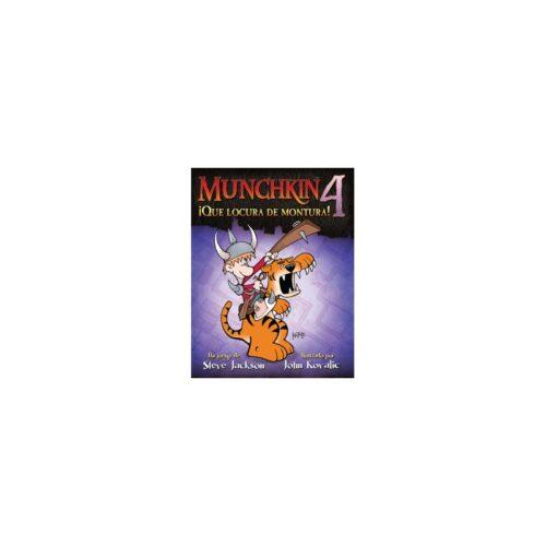 Munchkin 2: ¡Que locura de montura!