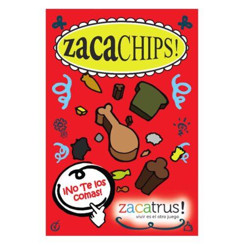 Zacachips rojo