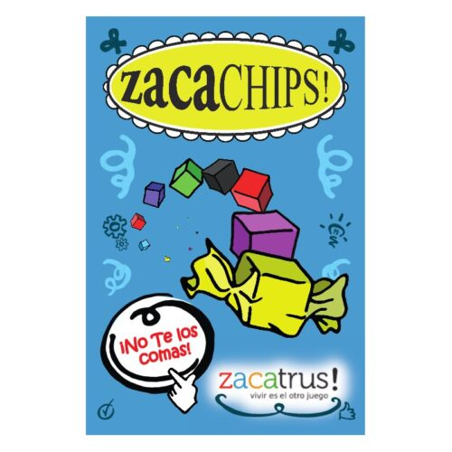Zacachips azul