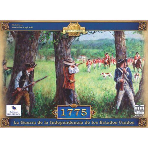 1775 La Guerra de la Independencia