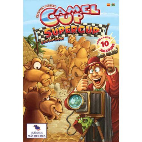 Camel Up Expansión Supercup
