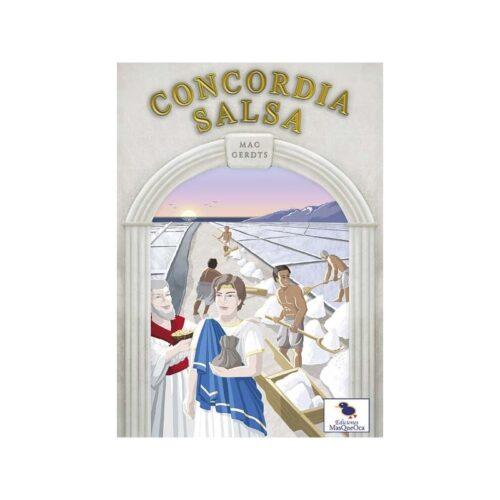 Concordia Expansión Salsa