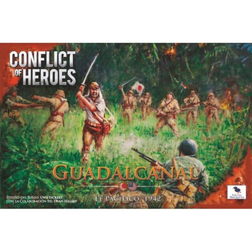 Conflict of Heroes Guadalcanal