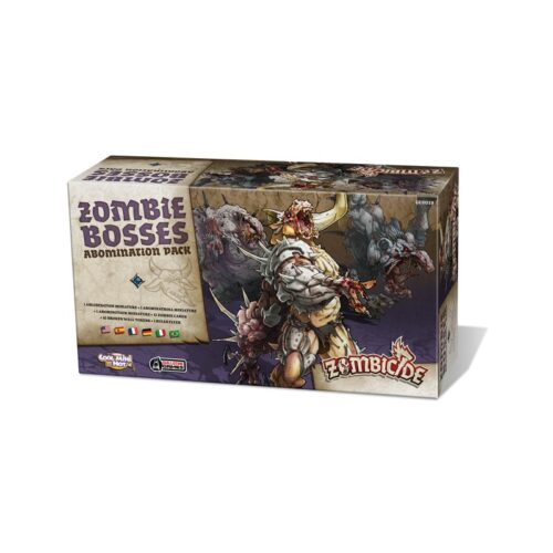 Zombie Bosses - Abobination Pack