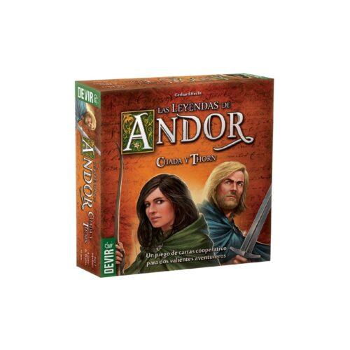 Leyendas de Andor - Chada y Thorn