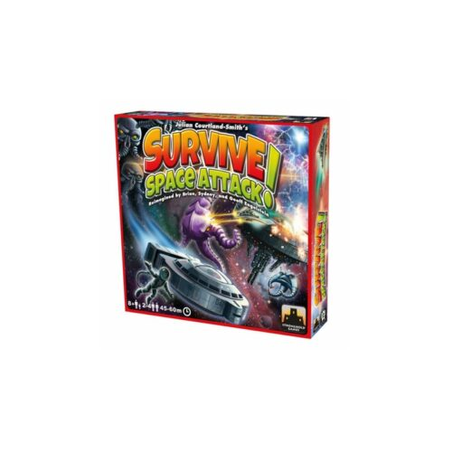 Survive Space Attack