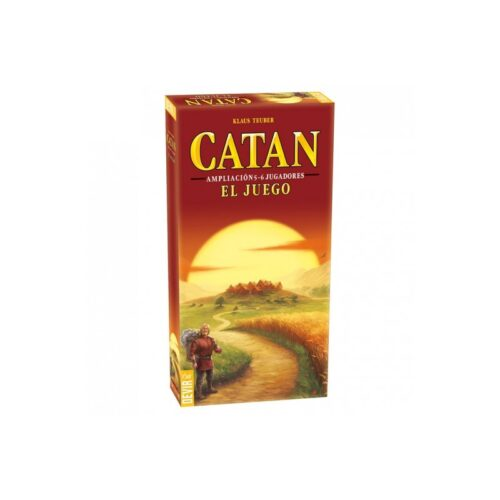 Catan Exp. 5-6 jug.