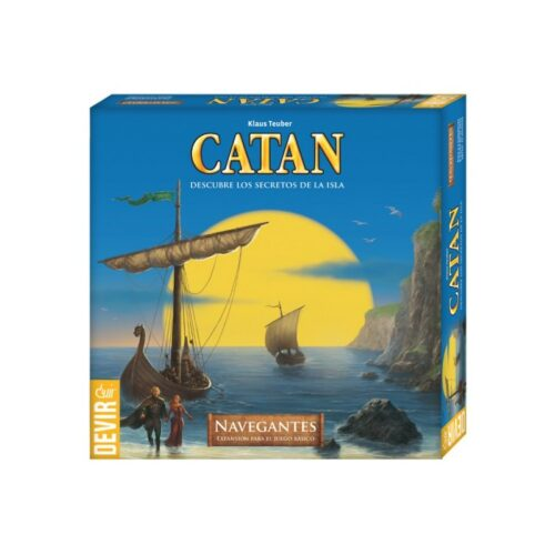 Catan. Navegantes de Catan