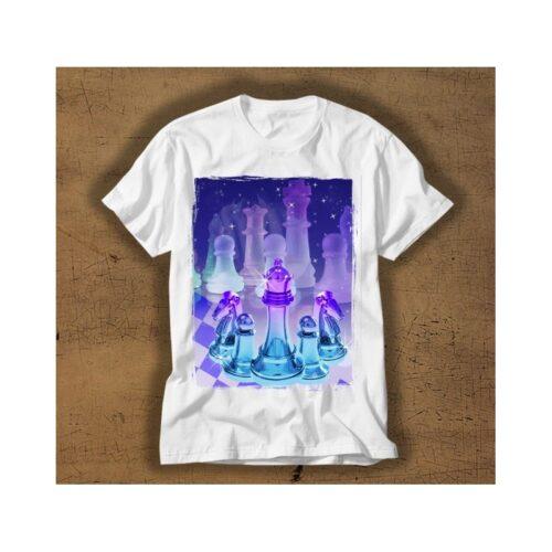Camisetas ajedrez