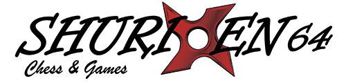 Shuriken64 Mobile Retina Logo