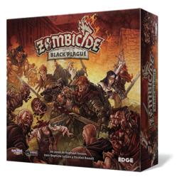 zombicide - juegos de mesa en solitario