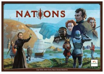 juegos de mesa: nations