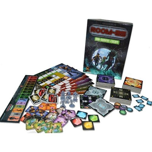 juego de mesa room 25 | comprar online