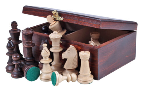 Staunton No5 mod. alemán trainer (SUNRISE) - tienda de ajedrez online