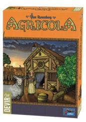 juegos de mesa para jugar en solitario Agricola