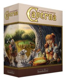 caverna - juegos de mesa para jugar en solitario