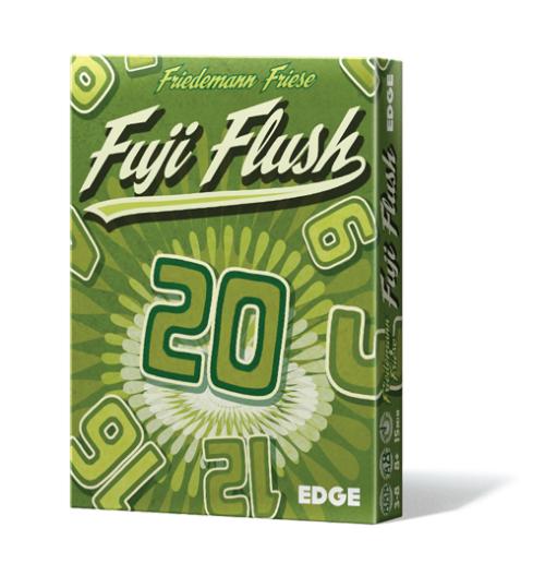 fuji flush - juego de mesa