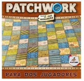 patchwork - juegos de mesa para dos jugadores