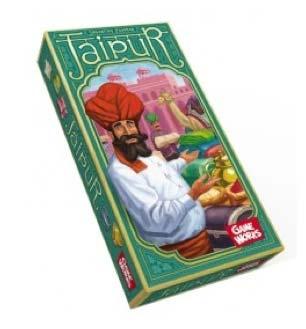 juegos de mesa para dos jugadores : jaipur