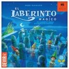 el laberinto mágico - juego de mesa para niños